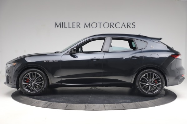New 2021 Maserati Levante Q4 GranSport for sale Sold at Alfa Romeo of Westport in Westport CT 06880 3