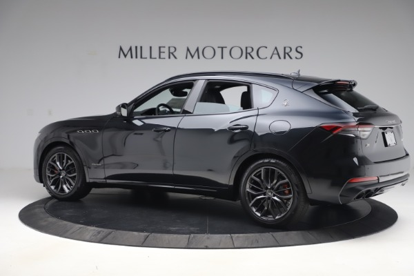 New 2021 Maserati Levante Q4 GranSport for sale Sold at Alfa Romeo of Westport in Westport CT 06880 4