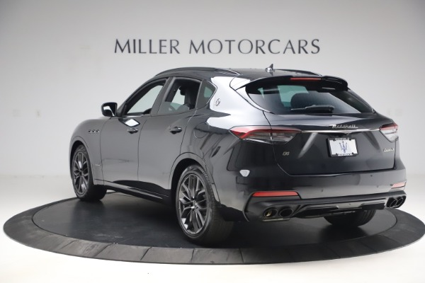 New 2021 Maserati Levante Q4 GranSport for sale Sold at Alfa Romeo of Westport in Westport CT 06880 5