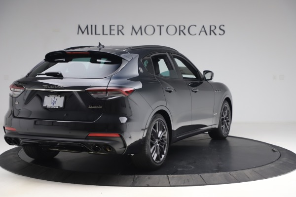 New 2021 Maserati Levante Q4 GranSport for sale Sold at Alfa Romeo of Westport in Westport CT 06880 7
