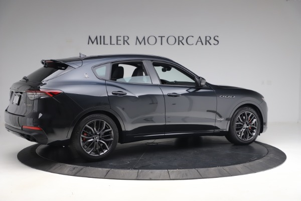 New 2021 Maserati Levante Q4 GranSport for sale Sold at Alfa Romeo of Westport in Westport CT 06880 8