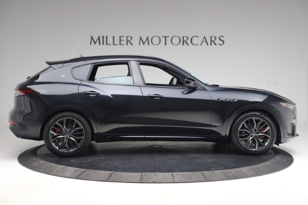 New 2021 Maserati Levante Q4 GranSport for sale Sold at Alfa Romeo of Westport in Westport CT 06880 9