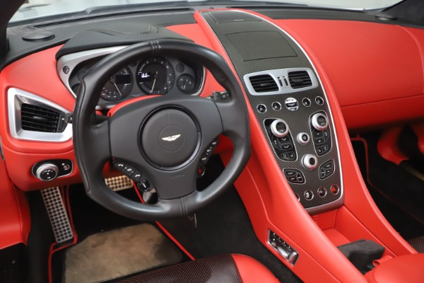 Used 2014 Aston Martin Vanquish Volante for sale $129,900 at Alfa Romeo of Westport in Westport CT 06880 21