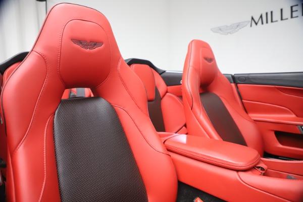 Used 2014 Aston Martin Vanquish Volante for sale $129,900 at Alfa Romeo of Westport in Westport CT 06880 26
