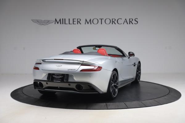 Used 2014 Aston Martin Vanquish Volante for sale $129,900 at Alfa Romeo of Westport in Westport CT 06880 6