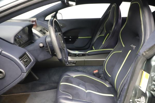 Used 2019 Aston Martin Rapide AMR Sedan for sale $187,900 at Alfa Romeo of Westport in Westport CT 06880 12