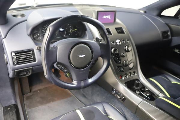 Used 2019 Aston Martin Rapide AMR Sedan for sale $187,900 at Alfa Romeo of Westport in Westport CT 06880 13