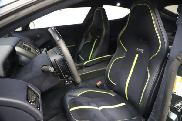 Used 2019 Aston Martin Rapide AMR Sedan for sale $187,900 at Alfa Romeo of Westport in Westport CT 06880 14