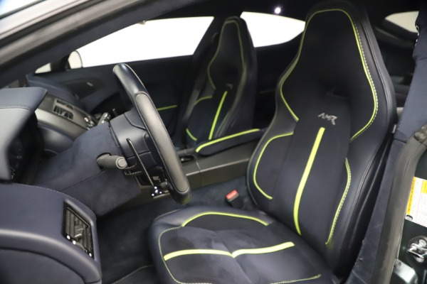 Used 2019 Aston Martin Rapide AMR for sale $187,900 at Alfa Romeo of Westport in Westport CT 06880 14