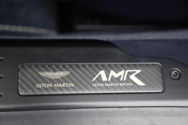 Used 2019 Aston Martin Rapide AMR Sedan for sale $187,900 at Alfa Romeo of Westport in Westport CT 06880 15