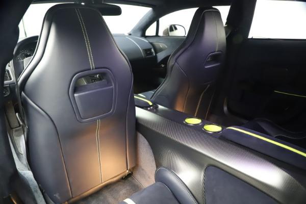 Used 2019 Aston Martin Rapide AMR Sedan for sale $187,900 at Alfa Romeo of Westport in Westport CT 06880 18