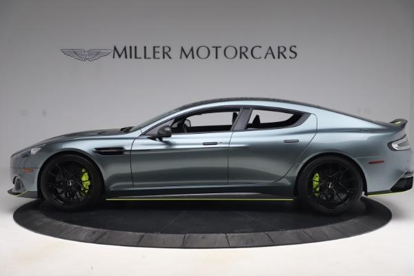 Used 2019 Aston Martin Rapide AMR Sedan for sale $187,900 at Alfa Romeo of Westport in Westport CT 06880 2