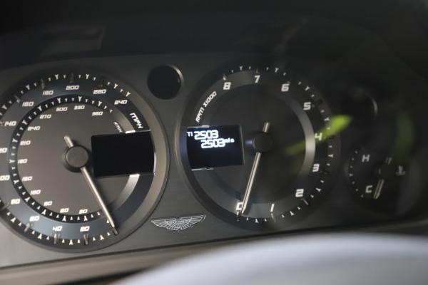 Used 2019 Aston Martin Rapide AMR Sedan for sale $187,900 at Alfa Romeo of Westport in Westport CT 06880 22