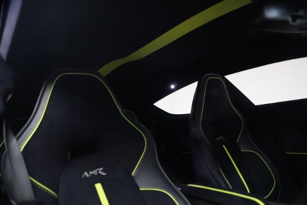 Used 2019 Aston Martin Rapide AMR Sedan for sale $187,900 at Alfa Romeo of Westport in Westport CT 06880 23