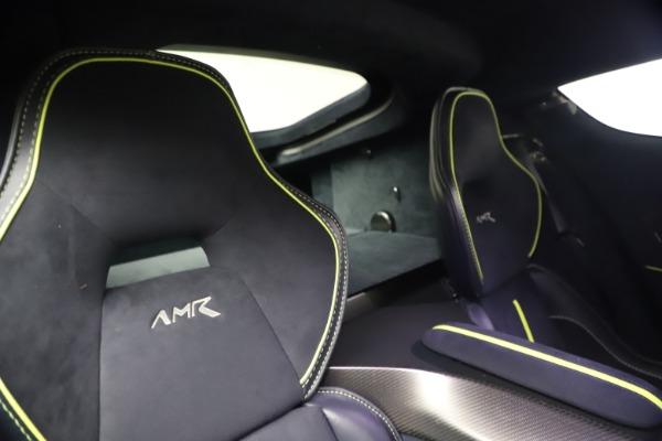 Used 2019 Aston Martin Rapide AMR Sedan for sale $187,900 at Alfa Romeo of Westport in Westport CT 06880 24