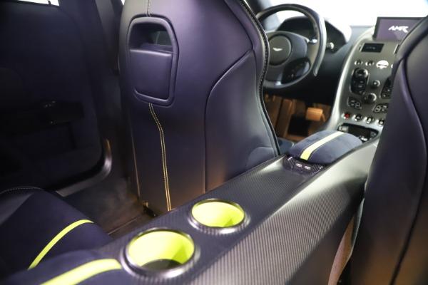 Used 2019 Aston Martin Rapide AMR Sedan for sale $187,900 at Alfa Romeo of Westport in Westport CT 06880 25