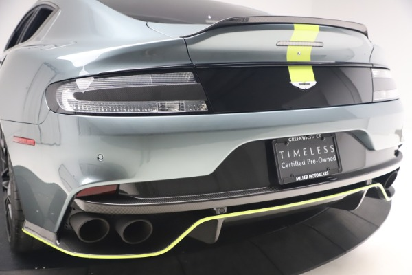 Used 2019 Aston Martin Rapide AMR for sale $187,900 at Alfa Romeo of Westport in Westport CT 06880 26