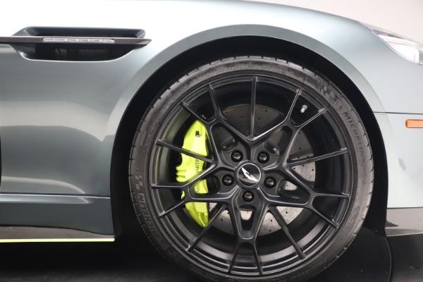 Used 2019 Aston Martin Rapide AMR Sedan for sale $187,900 at Alfa Romeo of Westport in Westport CT 06880 28
