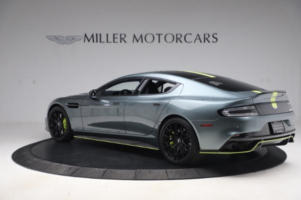 Used 2019 Aston Martin Rapide AMR Sedan for sale $187,900 at Alfa Romeo of Westport in Westport CT 06880 3