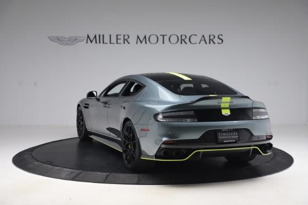 Used 2019 Aston Martin Rapide AMR Sedan for sale $187,900 at Alfa Romeo of Westport in Westport CT 06880 4