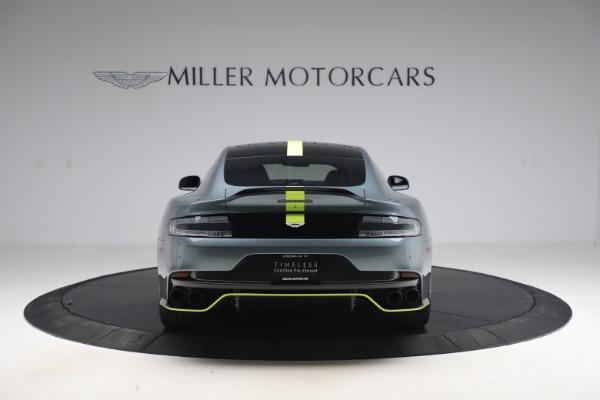 Used 2019 Aston Martin Rapide AMR Sedan for sale $187,900 at Alfa Romeo of Westport in Westport CT 06880 5