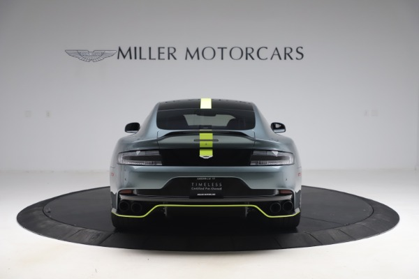 Used 2019 Aston Martin Rapide AMR for sale $187,900 at Alfa Romeo of Westport in Westport CT 06880 5