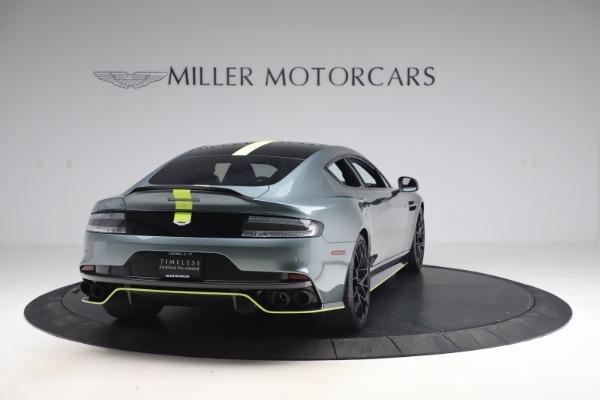 Used 2019 Aston Martin Rapide AMR Sedan for sale $187,900 at Alfa Romeo of Westport in Westport CT 06880 6