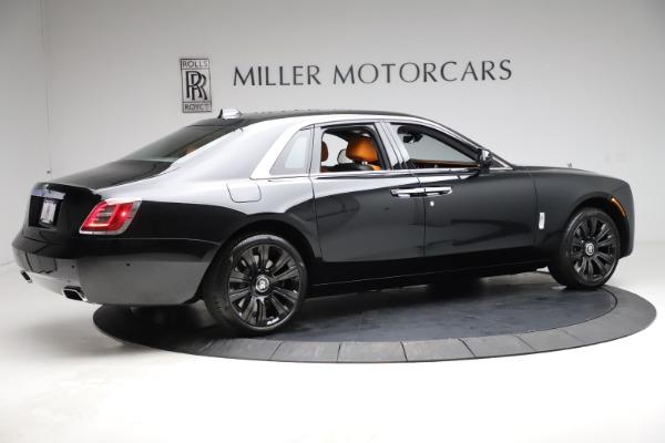 New 2021 Rolls-Royce Ghost for sale Sold at Alfa Romeo of Westport in Westport CT 06880 10