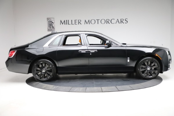 New 2021 Rolls-Royce Ghost for sale Sold at Alfa Romeo of Westport in Westport CT 06880 11