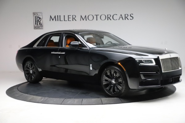 New 2021 Rolls-Royce Ghost for sale Sold at Alfa Romeo of Westport in Westport CT 06880 13