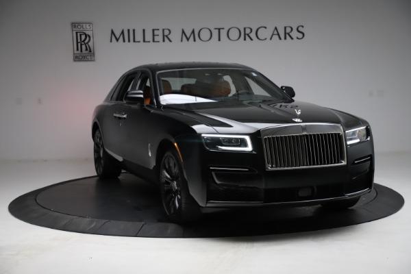 New 2021 Rolls-Royce Ghost for sale Sold at Alfa Romeo of Westport in Westport CT 06880 14