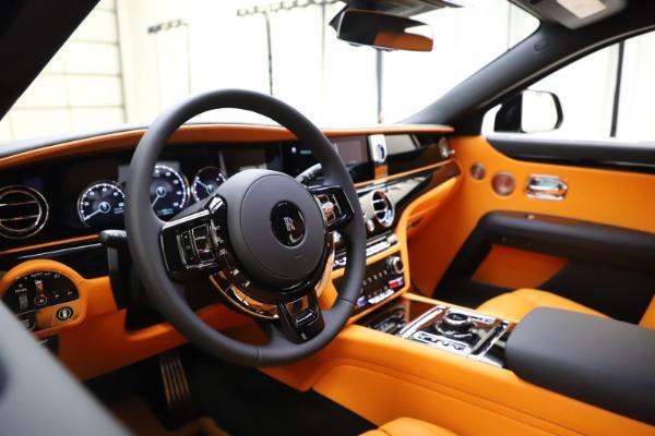 New 2021 Rolls-Royce Ghost for sale Sold at Alfa Romeo of Westport in Westport CT 06880 15