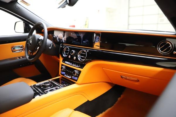 New 2021 Rolls-Royce Ghost for sale Sold at Alfa Romeo of Westport in Westport CT 06880 16