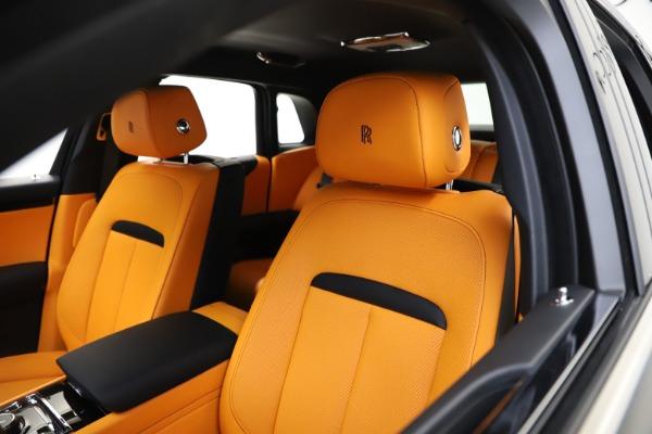 New 2021 Rolls-Royce Ghost for sale Sold at Alfa Romeo of Westport in Westport CT 06880 17