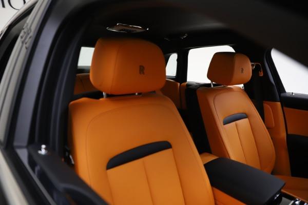 New 2021 Rolls-Royce Ghost for sale Sold at Alfa Romeo of Westport in Westport CT 06880 18