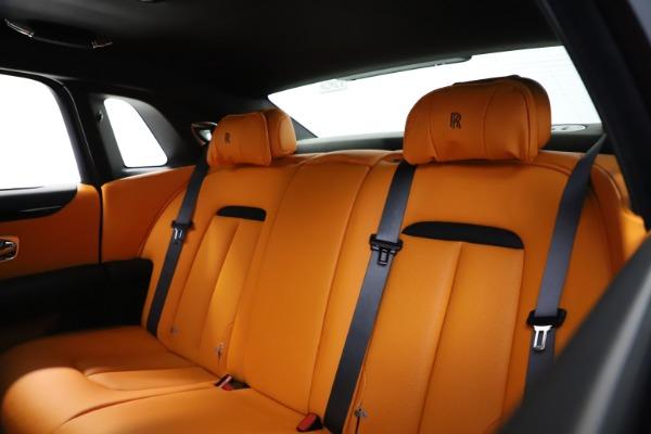 New 2021 Rolls-Royce Ghost for sale Sold at Alfa Romeo of Westport in Westport CT 06880 19