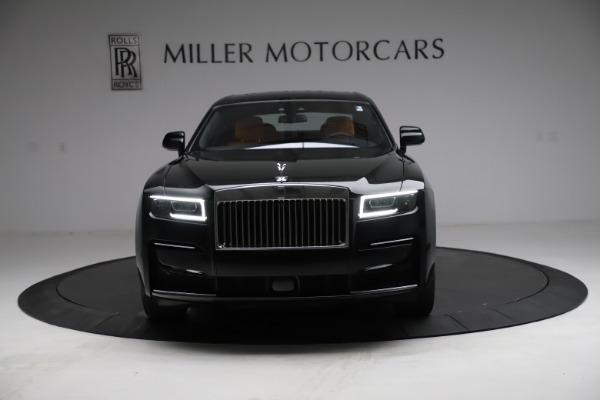 New 2021 Rolls-Royce Ghost for sale Sold at Alfa Romeo of Westport in Westport CT 06880 2