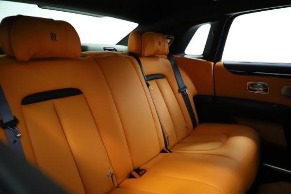 New 2021 Rolls-Royce Ghost for sale Sold at Alfa Romeo of Westport in Westport CT 06880 20