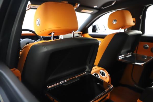 New 2021 Rolls-Royce Ghost for sale Sold at Alfa Romeo of Westport in Westport CT 06880 21