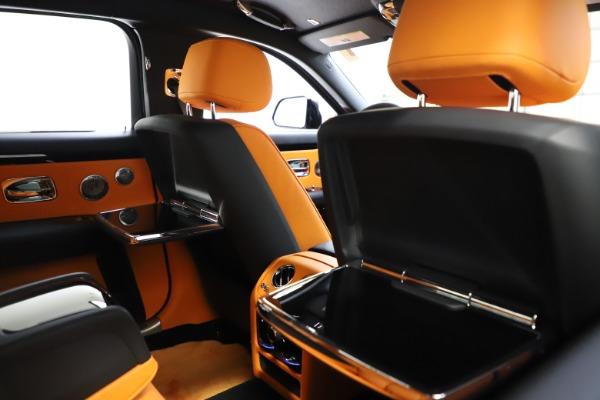 New 2021 Rolls-Royce Ghost for sale Sold at Alfa Romeo of Westport in Westport CT 06880 22