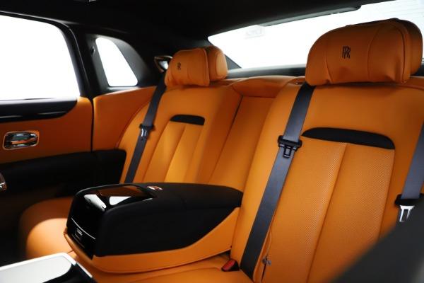 New 2021 Rolls-Royce Ghost for sale Sold at Alfa Romeo of Westport in Westport CT 06880 23