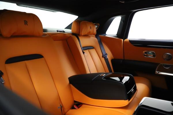 New 2021 Rolls-Royce Ghost for sale Sold at Alfa Romeo of Westport in Westport CT 06880 24