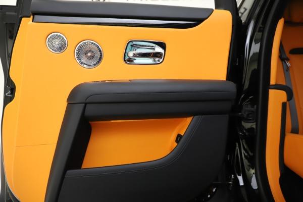 New 2021 Rolls-Royce Ghost for sale Sold at Alfa Romeo of Westport in Westport CT 06880 26