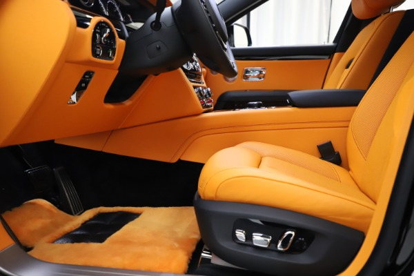 New 2021 Rolls-Royce Ghost for sale Sold at Alfa Romeo of Westport in Westport CT 06880 27
