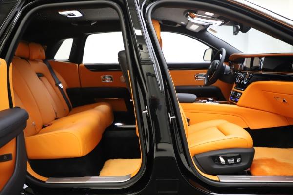 New 2021 Rolls-Royce Ghost for sale Sold at Alfa Romeo of Westport in Westport CT 06880 28