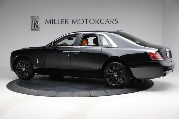 New 2021 Rolls-Royce Ghost for sale $381,100 at Alfa Romeo of Westport in Westport CT 06880 5