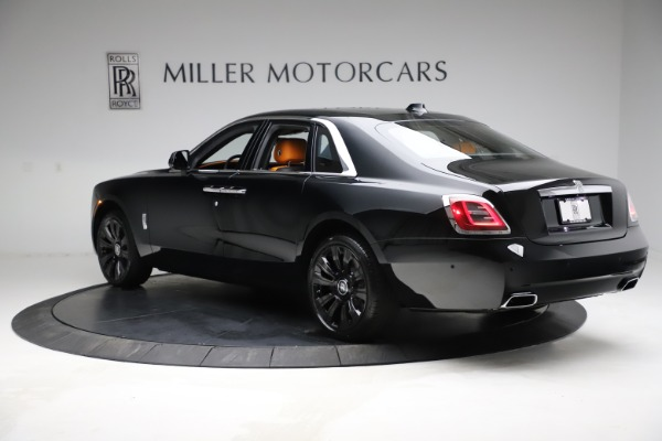 New 2021 Rolls-Royce Ghost for sale $381,100 at Alfa Romeo of Westport in Westport CT 06880 6