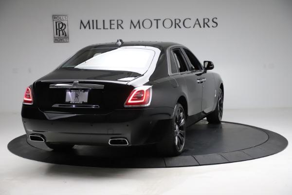 New 2021 Rolls-Royce Ghost for sale $381,100 at Alfa Romeo of Westport in Westport CT 06880 8