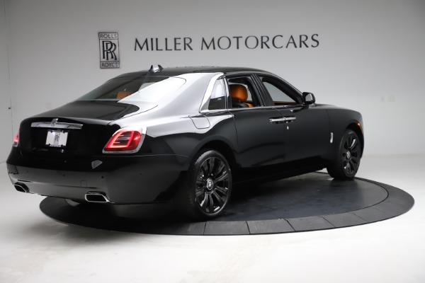 New 2021 Rolls-Royce Ghost for sale Sold at Alfa Romeo of Westport in Westport CT 06880 9
