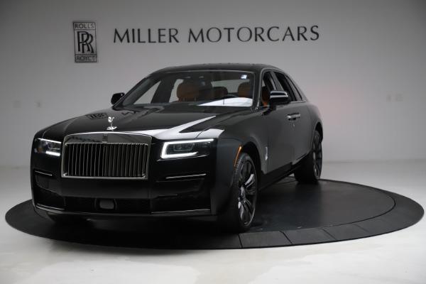 New 2021 Rolls-Royce Ghost for sale $381,100 at Alfa Romeo of Westport in Westport CT 06880 1